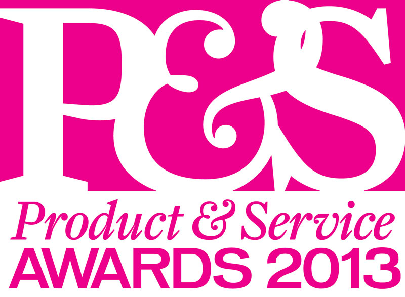 Product and services award 2013